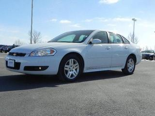 2011 Chevrolet Impala Sedan for sale in Fargo for $12,670 with 44,352 miles.