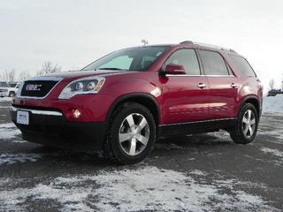 2012 GMC Acadia SUV for sale in Fargo for $22,957 with 69,006 miles.