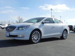 2014 Buick LaCrosse Sedan for sale in Fargo for $27,999 with 18,500 miles
