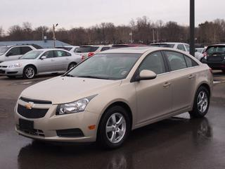 2011 Chevrolet Cruze Sedan for sale in Warren for $15,495 with 13,604 miles