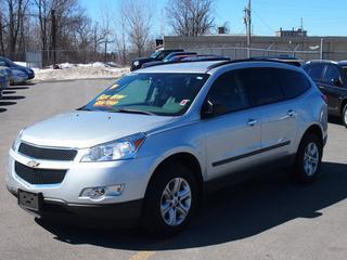 2011 Chevrolet Traverse SUV for sale in Warren for $18,995 with 25,121 miles