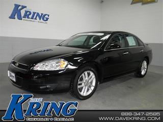 2013 Chevrolet Impala Sedan for sale in Petoskey for $19,949 with 19,655 miles.