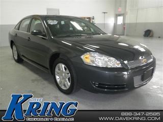 2014 Chevrolet Impala Limited Sedan for sale in Petoskey for $18,000 with 19,332 miles.