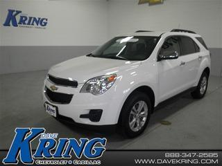 2013 Chevrolet Equinox SUV for sale in Petoskey for $22,900 with 30,353 miles