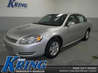 2014 Chevrolet Impala Limited Sedan for sale in Petoskey for $16,950 with 17,988 miles.