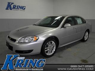 2014 Chevrolet Impala Limited Sedan for sale in Petoskey for $16,450 with 30,803 miles