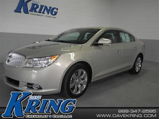 2011 Buick LaCrosse Sedan for sale in Petoskey for $21,949 with 29,180 miles.