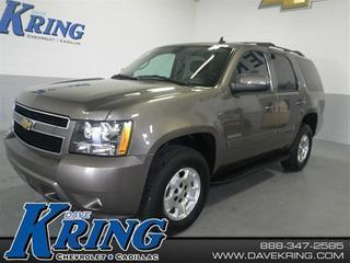2013 Chevrolet Tahoe SUV for sale in Petoskey for $36,949 with 30,454 miles.