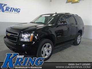 2014 Chevrolet Tahoe SUV for sale in Petoskey for $37,950 with 27,667 miles.