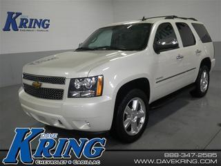 2013 Chevrolet Tahoe SUV for sale in Petoskey for $42,950 with 32,012 miles