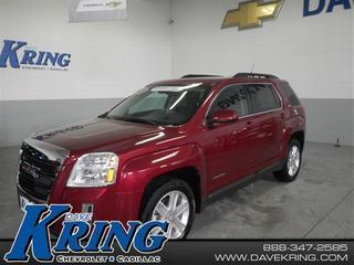 2012 GMC Terrain SUV for sale in Petoskey for $25,950 with 27,774 miles.