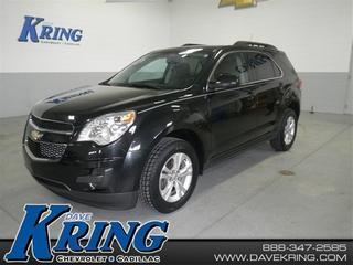 2011 Chevrolet Equinox SUV for sale in Petoskey for $16,990 with 69,182 miles