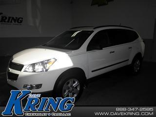 2012 Chevrolet Traverse SUV for sale in Petoskey for $19,750 with 39,683 miles.