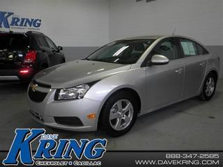 2014 Chevrolet Cruze Sedan for sale in Petoskey for $16,950 with 17,799 miles.