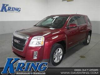2012 GMC Terrain SUV for sale in Petoskey for $22,950 with 37,001 miles
