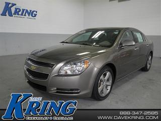 2012 Chevrolet Malibu Sedan for sale in Petoskey for $14,450 with 57,104 miles