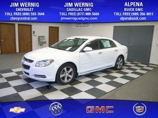 2012 Chevrolet Malibu Sedan for sale in Gaylord for $13,995 with 38,809 miles.