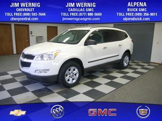 2011 Chevrolet Traverse SUV for sale in Gaylord for $22,995 with 28,486 miles.