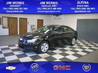 2012 Chevrolet Cruze Sedan for sale in Gaylord for $13,695 with 30,162 miles.