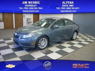2012 Chevrolet Cruze Sedan for sale in Gaylord for $12,495 with 34,461 miles