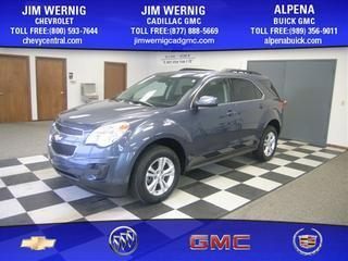 2013 Chevrolet Equinox SUV for sale in Gaylord for $19,995 with 27,301 miles.