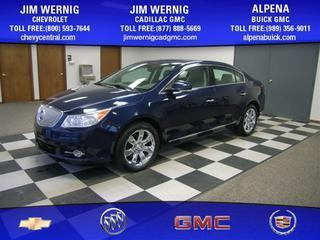 2010 Buick LaCrosse Sedan for sale in Gaylord for $16,995 with 58,388 miles.