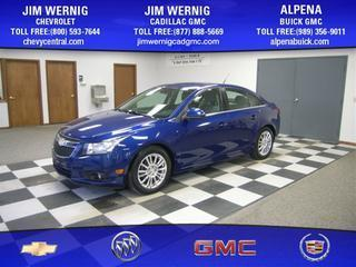 2012 Chevrolet Cruze Sedan for sale in Gaylord for $13,495 with 36,432 miles.