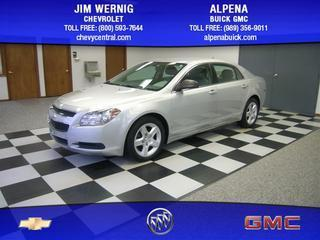 2011 Chevrolet Malibu Sedan for sale in Gaylord for $11,995 with 58,175 miles