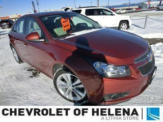 2012 Chevrolet Cruze Sedan for sale in Helena for $15,995 with 20,225 miles.