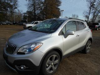 2013 Buick Encore SUV for sale in Nacogdoches for $21,995 with 18,237 miles.