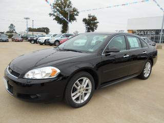 2012 Chevrolet Impala Sedan for sale in Nacogdoches for $18,995 with 22,962 miles.