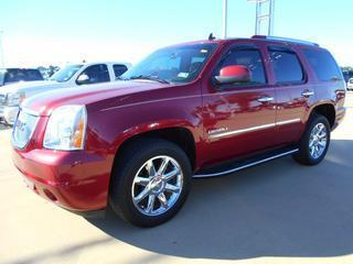 2012 GMC Yukon SUV for sale in Nacogdoches for $46,995 with 28,102 miles.