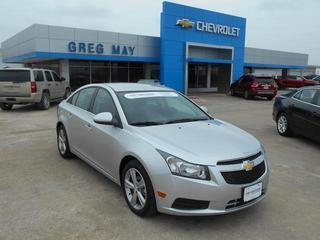 2014 Chevrolet Cruze Sedan for sale in West for $18,995 with 13,656 miles.