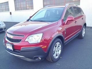 2014 Chevrolet Captiva Sport SUV for sale in Springfield for $18,995 with 9,756 miles