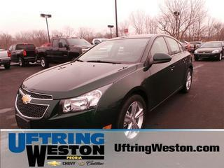 2014 Chevrolet Cruze Sedan for sale in Peoria for $16,524 with 13,600 miles