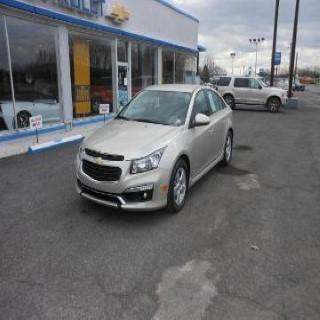 2015 Chevrolet Cruze Sedan for sale in Selinsgrove for $19,995 with 877 miles