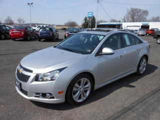 2014 Chevrolet Cruze Sedan for sale in Selinsgrove for $17,995 with 7,342 miles