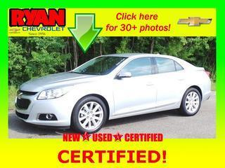 2014 Chevrolet Malibu Sedan for sale in Hattiesburg for $19,777 with 18,807 miles.