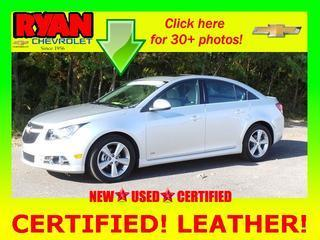 2014 Chevrolet Cruze Sedan for sale in Hattiesburg for $17,777 with 15,672 miles.