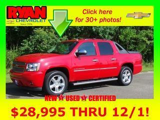 2012 Chevrolet Avalanche Crew Cab Pickup for sale in Hattiesburg for $32,500 with 58,316 miles.