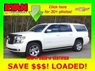 2015 Chevrolet Suburban SUV for sale in Hattiesburg for $61,777 with 12,995 miles.