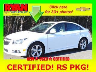 2014 Chevrolet Cruze Sedan for sale in Hattiesburg for $17,477 with 12,989 miles.