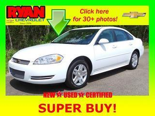 2014 Chevrolet Impala Limited Sedan for sale in Hattiesburg for $17,777 with 20,948 miles