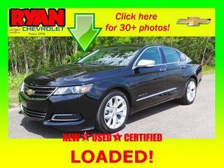 2015 Chevrolet Impala Sedan for sale in Hattiesburg for $29,777 with 11,376 miles