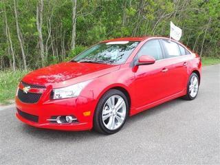 2014 Chevrolet Cruze Sedan for sale in Hattiesburg for $19,777 with 19,221 miles