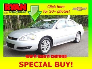2014 Chevrolet Impala Limited Sedan for sale in Hattiesburg for $19,777 with 16,612 miles