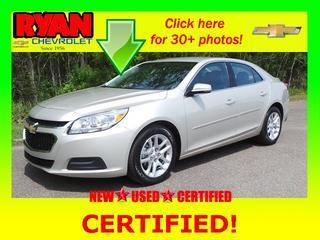 2014 Chevrolet Malibu Sedan for sale in Hattiesburg for $19,777 with 20,809 miles