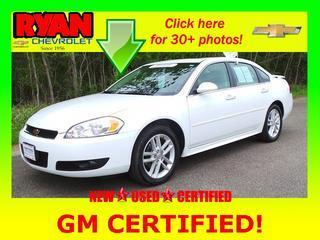 2014 Chevrolet Impala Limited Sedan for sale in Hattiesburg for $19,777 with 22,157 miles