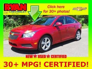 2014 Chevrolet Cruze Sedan for sale in Hattiesburg for $17,777 with 33,022 miles