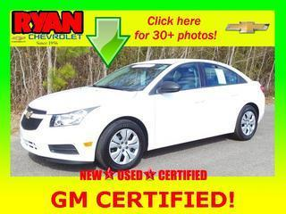 2014 Chevrolet Cruze Sedan for sale in Hattiesburg for $17,777 with 4,311 miles